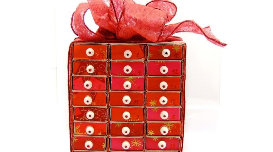 Kalendergave til mænd – 3 nemme pakker