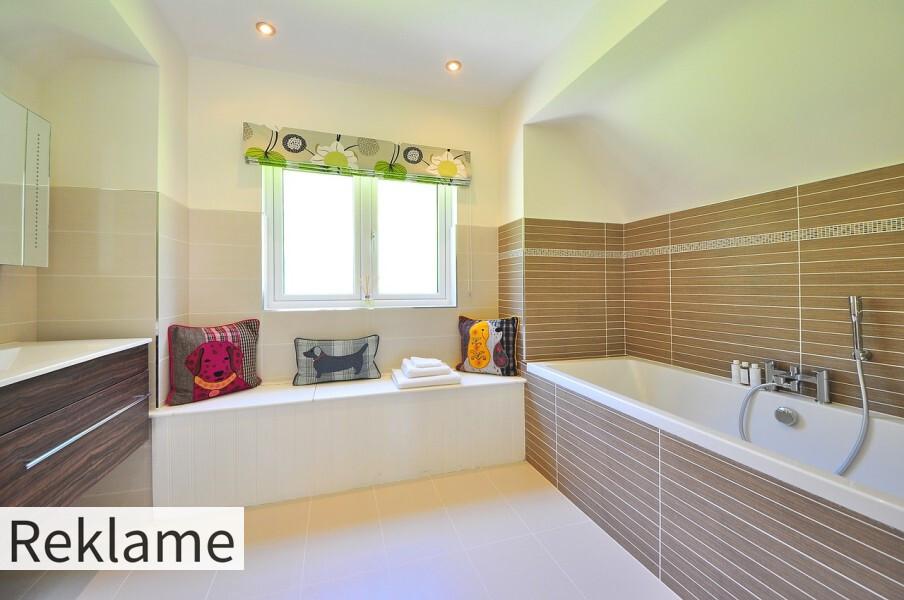Badeværelse design   3 bud på din nye bad   press it