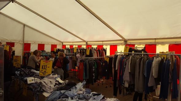 Udsalgsfest i Dansk Outlet Tarm blev en stor succes