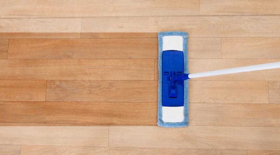 Sådan vedligeholder du dine flotte gulve
