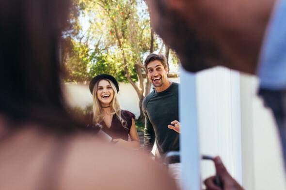 Giv gæsterne til din fest en særlig oplevelse